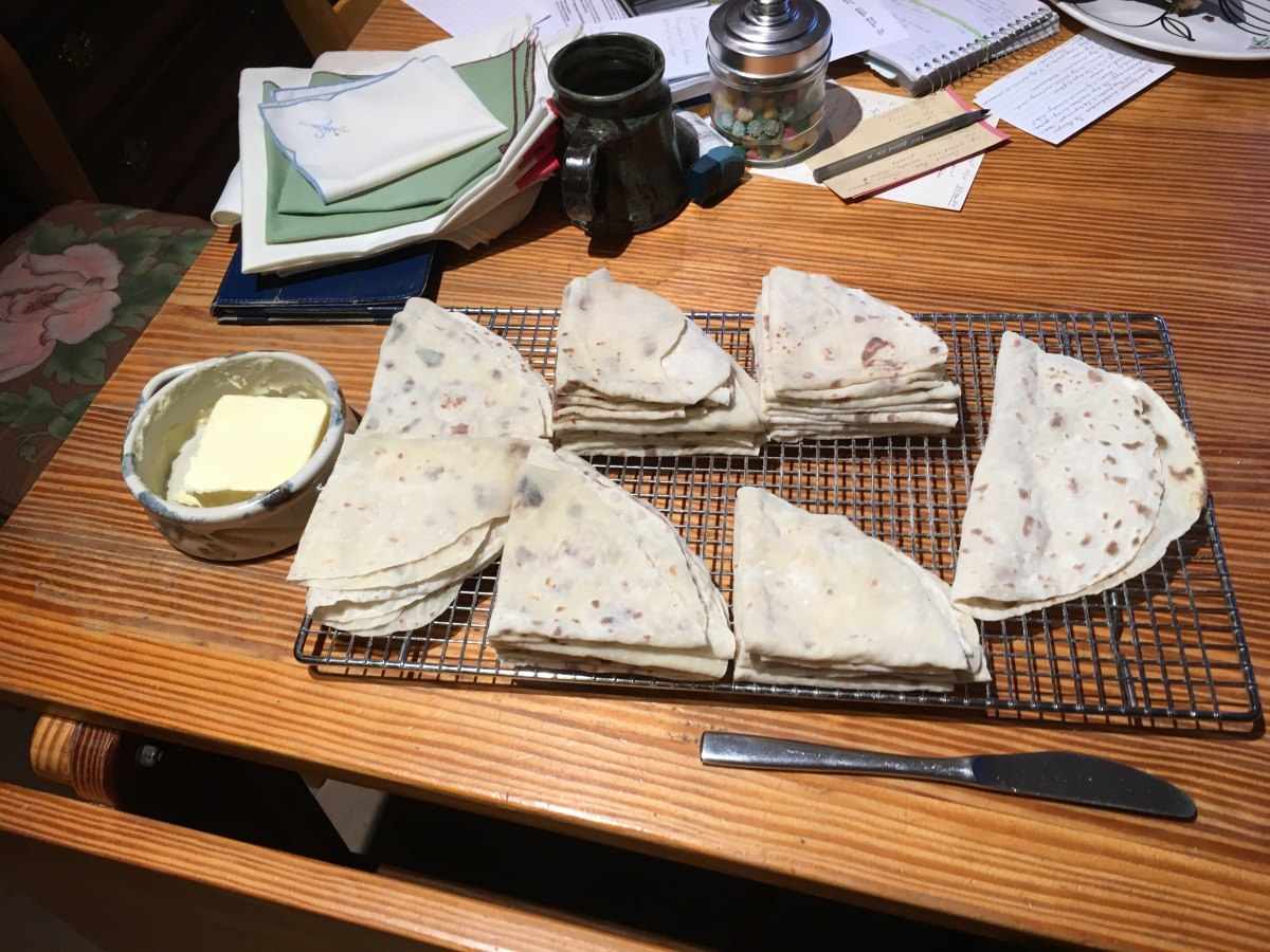 Lefse by Connie Sobchak