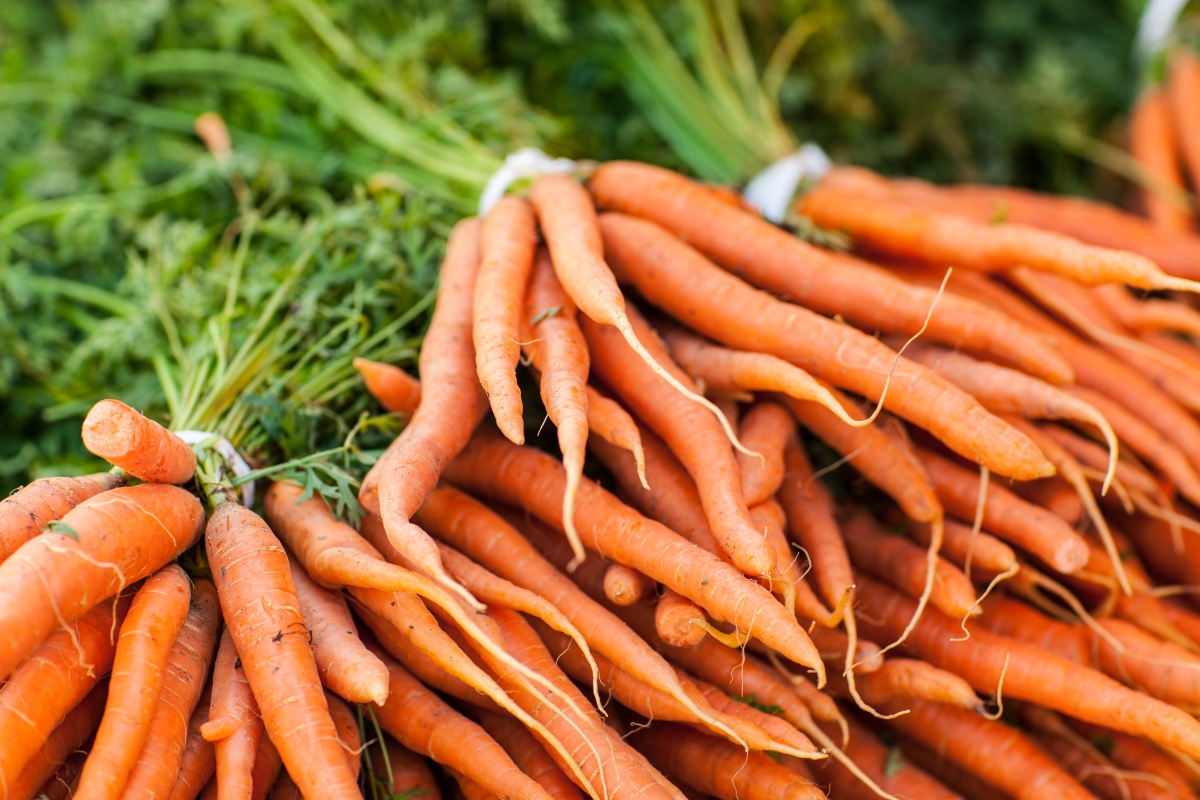 How to keep those carrots fresh, not floppy