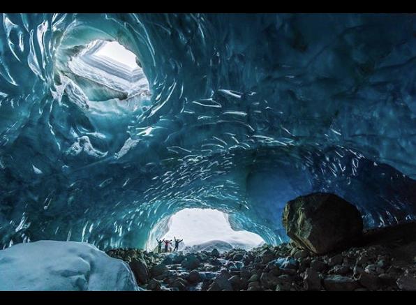 tourism pemberton ice cave