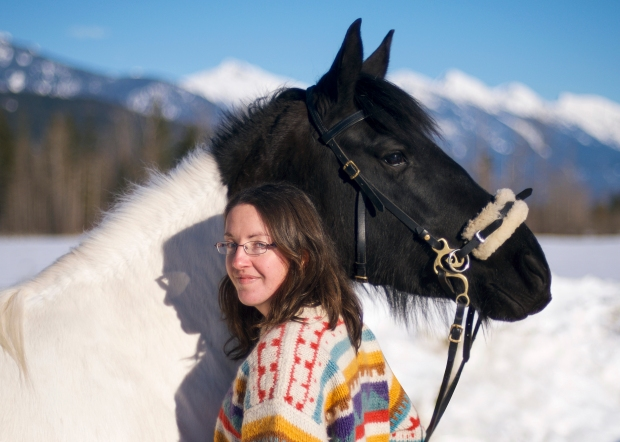kera willis of mountain horse school photo by audrey may martin