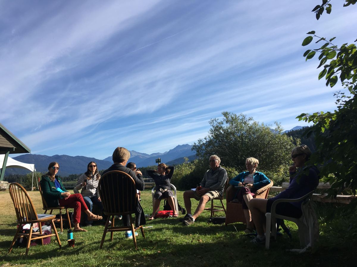 Whistler Writing Society offers 2 scholarships to attend Writer in Residence program