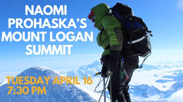 Naomi Prohaska's Logan Summit