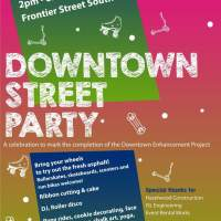 Village of Pemberton Downtown Street Party