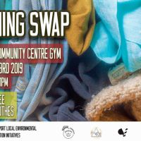Clothing Swap at the Pemberton Community Centre gym, Nov 23, 1pm