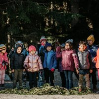 Honour the Stewards: check out this beautiful gallery of photos from the Cedar Brushing Ceremony at Joffre Lakes