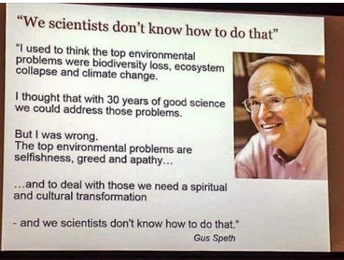 science vs spirit
