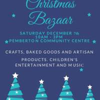 Pemberton Children's Centre Christmas Bazaar