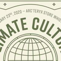 Climate Culture at Whistler Arc'teryx Store