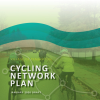 Have Your Say in the Village of Pemberton's Cycling Network plan, before January 31