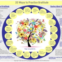 Take a spin on the Gratitude Wheel