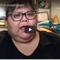 Count to 10 in Ucwalmicwts and America Sign Language, with Tanina Williams