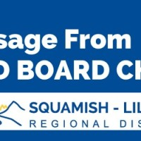 Message from the SLRD Chair, June 26