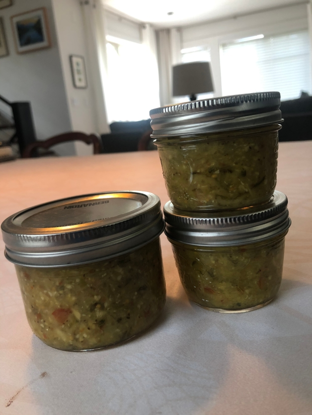 karen's grandma's relish recipe