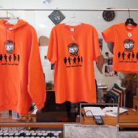 Orange Shirt Day is September 30. It's a way to say we share this healing journey.