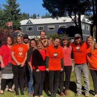 "Wear your orange shirt today. ""By learning from the past, we can create a better future,"" says Pemberton Mayor Mike Richman"