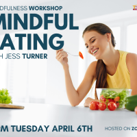April is mindfulness month at the Library. Tonight kicks off with Mindful Eating with Jess Turner