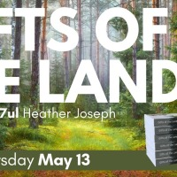 The Gifts of the Land with Skícza7ul Heather Joseph, online, Thursday 7pm