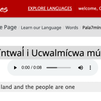 Word of the week: tmicw (the land)