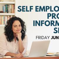 Self Employment Program Info Session, Friday June 25, 11am