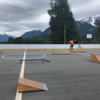 #ILSACrew enjoys new skate features and learns of a skatepark in the works. Lift up these efforts by bidding on the auction before June 21